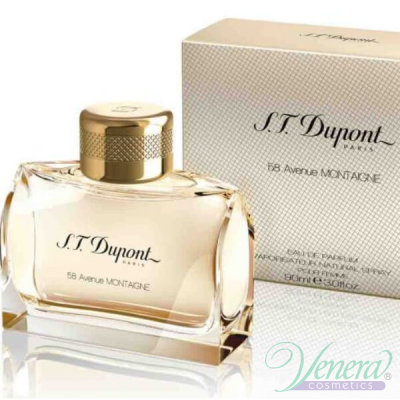 S.T. Dupont 58 Avenue Montaigne EDP 90ml за Жени Дамски Парфюми