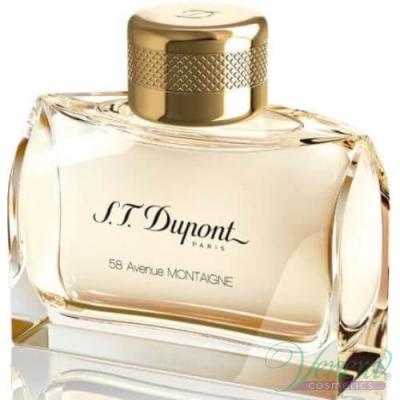 S.T. Dupont 58 Avenue Montaigne EDP 90ml за Жени БЕЗ ОПАКОВКА За Жени