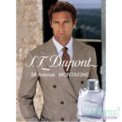 S.T. Dupont 58 Avenue Montaigne EDT 5ml за Мъже