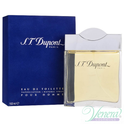 S.T. Dupont Pour Homme EDT 100ml for Men Men's Fragrance