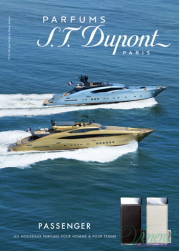 S.T. Dupont Passenger EDP 50ml για γυναίκες Γυναικεία αρώματα