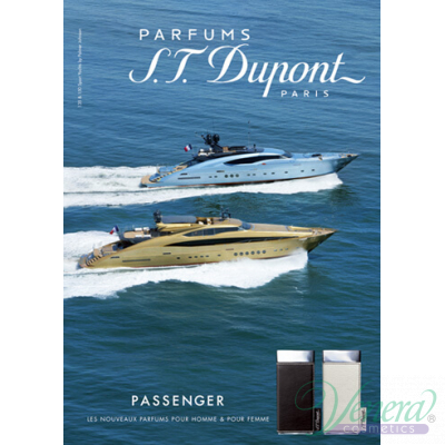 S.T. Dupont Passenger EDP 50ml за Жени Дамски Парфюми