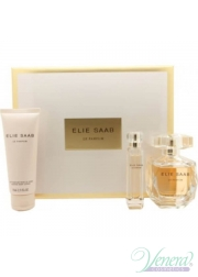 Elie Saab Le Parfum Set (EDP 90ml + EDP 10ml + Body Lotion 75ml) για γυναίκες Sets