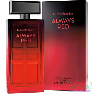 Elizabeth Arden Always Red EDT 50ml за Жени