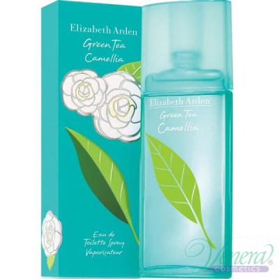 Elizabeth Arden Green Tea Camellia EDT 100ml за Жени Дамски Парфюми