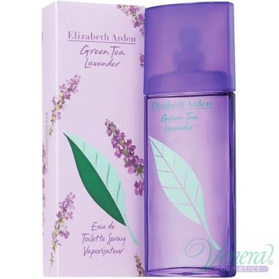 Elizabeth Arden Green Tea Lavender EDT 100ml за Жени Дамски Парфюми