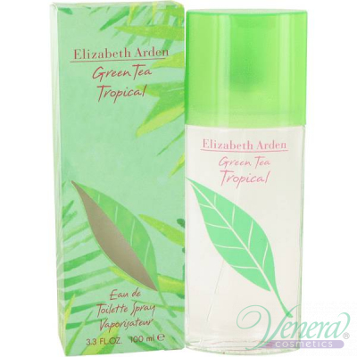 Elizabeth Arden Green Tea Tropical EDT 100ml за Жени Дамски Парфюми