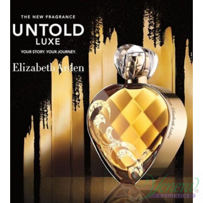 Elizabeth Arden Untold Luxe EDP 50ml за Жени БЕЗ ОПАКОВКА Дамски Парфюми без опаковка
