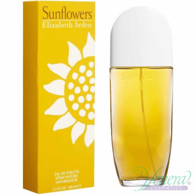 Elizabeth Arden Sunflowers EDT 50ml за Жени