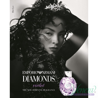 Emporio Armani Diamonds Violet EDP 50ml за Жени БЕЗ ОПАКОВКА
