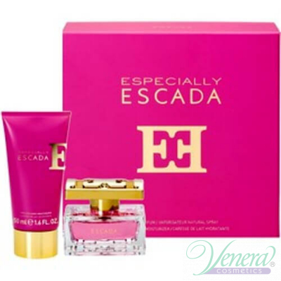 Escada Especially Set (EDP 30ml + Body Lotion 50ml) pentru Femei Seturi