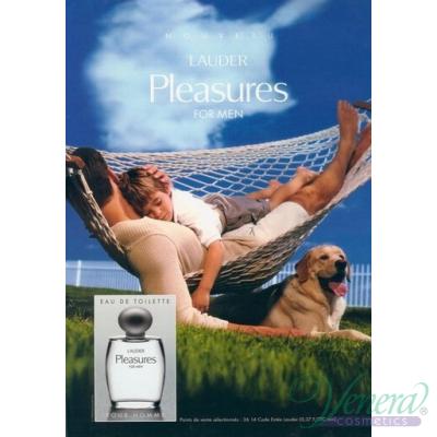 Estee Lauder Pleasures EDC 50ml за Мъже Мъжки Парфюми