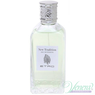 Etro New Tradition EDT 100ml за Мъже и Жени БЕЗ ОПАКОВКА