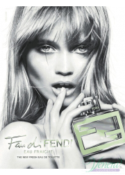Fendi Fan di Fendi Eau Fraiche EDT 75ml για γυναίκες ασυσκεύαστo Women's Fragrances without package