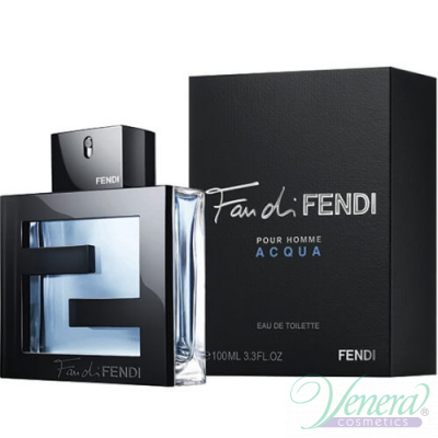 Fendi Fan di Fendi Pour Homme Acqua EDT 100ml за Мъже Мъжки Парфюми