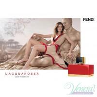 Fendi L' Acquarossa Комплект (EDP 50ml + Nail Polish + Lip Gloss) за Жени Дамски Комплекти