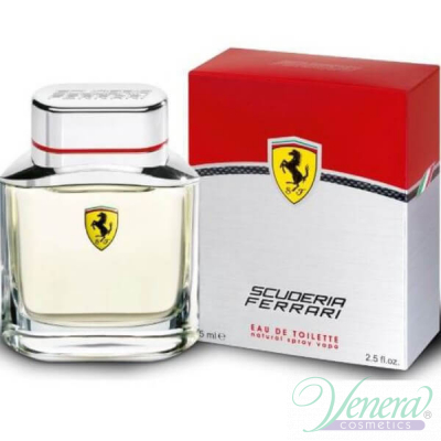 Ferrari Scuderia EDT 75ml за Мъже