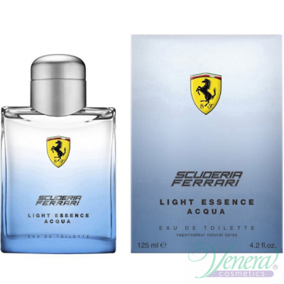Ferrari Scuderia Ferrari Light Essence Acqua EDT 125ml за Мъже Мъжки Парфюми