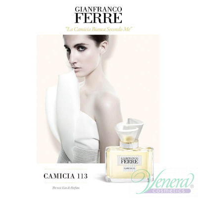 Ferre Camicia 113 EDP 100ml for Women Without Package Products without package