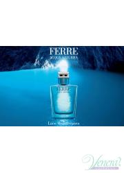 Ferre Acqua Azzurra EDT 50ml για άνδρες Ανδρικά Αρώματα