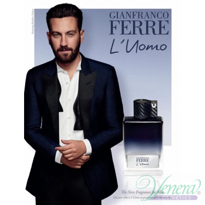 Gianfranco Ferre L'Uomo EDT 30ml за Мъже Мъжки Парфюми