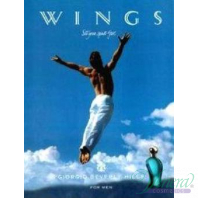 Giorgio Beverly Hills Wings for Men EDT 30ml за Мъже Мъжки Парфюми
