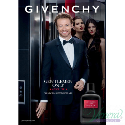 Givenchy Gentlemen Only Absolute EDP 100ml за Мъже Мъжки Парфюми