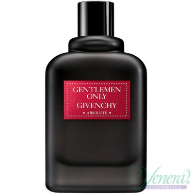 Givenchy Gentlemen Only Absolute EDP 100ml за Мъже БЕЗ ОПАКОВКА Мъжки Парфюми без опаковка