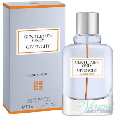 Givenchy Gentlemen Only Casual Chic EDT 100ml за Мъже Мъжки Парфюми