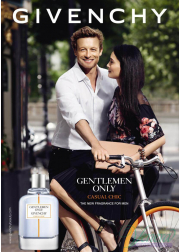 Givenchy Gentlemen Only Casual Chic EDT 50ml για άνδρες Ανδρικά Αρώματα
