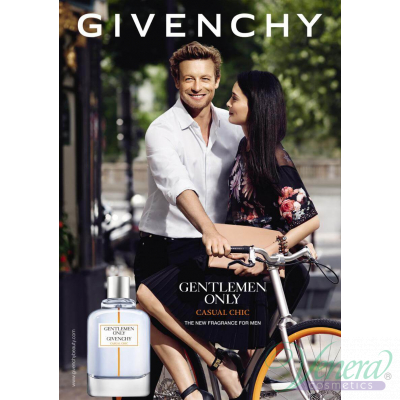 Givenchy Gentlemen Only Casual Chic EDT 50ml за Мъже Мъжки Парфюми