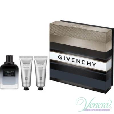 Givenchy Gentlemen Only Intense Комплект (EDT 100ml + AS Balm 75ml + SG 75ml) за Мъже