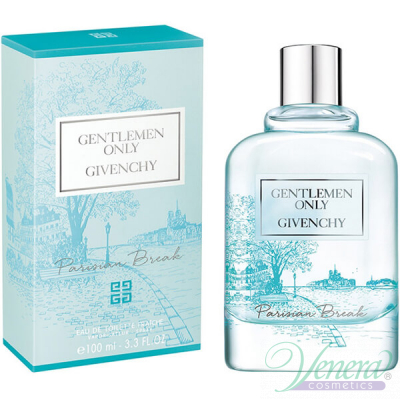 Givenchy Gentlemen Only Parisian Break EDT 100ml за Мъже Мъжки Парфюми