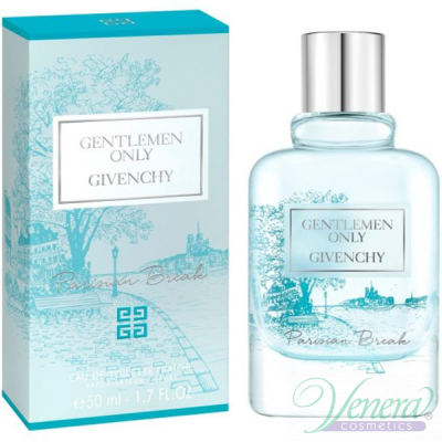 Givenchy Gentlemen Only Parisian Break EDT 50ml за Мъже Мъжки Парфюми
