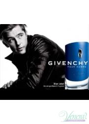 Givenchy Pour Homme Blue Label EDT 100ml για άνδρες Ανδρικά Αρώματα