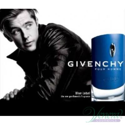 Givenchy Pour Homme Blue Label EDT 100ml за Мъже Мъжки Парфюми
