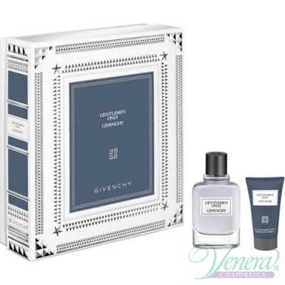 Givenchy Gentlemen Only Комплект (EDT 100ml + Shower Gel 100ml) за Мъже За Мъже