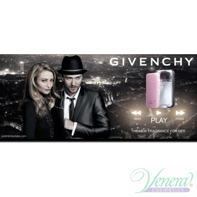 Givenchy Play For Her EDP 75ml за Жени БЕЗ ОПАКОВКА За Жени