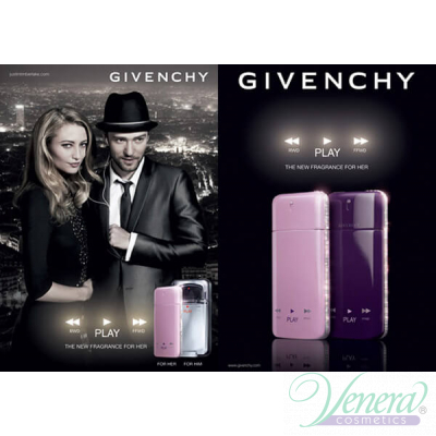 Givenchy Play For Her Intense EDP 50ml за Жени Дамски Парфюми