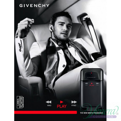 Givenchy Play Intense EDT 50ml за Мъже Мъжки Парфюми