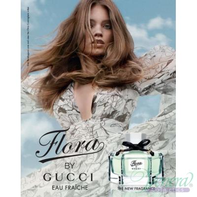 Flora By Gucci Eau Fraiche EDT 75ml за Жени БЕЗ ОПАКОВКА Дамски Парфюми