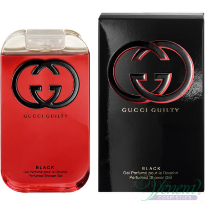 Gucci Guilty Black Pour Femme Shower Gel 200ml за Жени