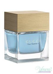 Gucci Pour Homme II EDT 100ml για άνδρες ασυσκεύαστo Προϊόντα χωρίς συσκευασία