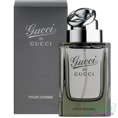Gucci By Gucci Pour Homme EDT 90ml за Мъже Мъжки Парфюми