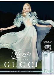 Flora By Gucci Glamorous Magnolia EDT 100ml για γυναίκες ασυσκεύαστo Προϊόντα χωρίς συσκευασία