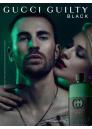 Gucci Guilty Black Pour Homme EDT 50ml за Мъже Мъжки Парфюми