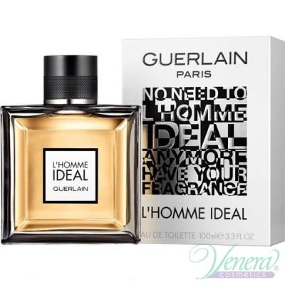 Guerlain L'Homme Ideal EDT 50ml за Мъже Мъжки Парфюми