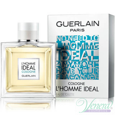 Guerlain L'Homme Ideal Cologne EDT 100ml за Мъже