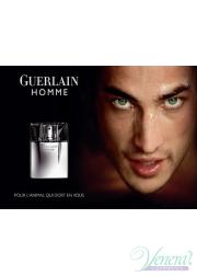Guerlain Homme EDT 80ml για άνδρες ασυσκεύαστo  Προϊόντα χωρίς συσκευασία