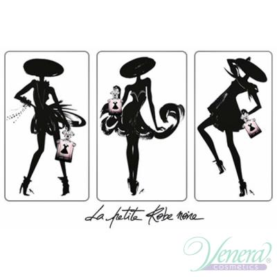 Guerlain La Petite Robe Noire Комплект (EDP 50ml + Black Lashdress Mascara 10ml) за Жени Дамски Комплекти